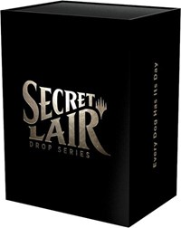 MTG Secret Lair Drop Series Every Dog Has Its Day FOIL SEALED