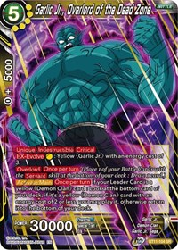 Garlic Jr Immortal Avenger Expansion Deck Box Set 15 Battle Enhanced Dragon Ball Super Ccg Online Gaming Store For Cards Miniatures Singles Packs Booster Boxes I just watched the episode where garlic jr was introduces and i don't get who he is and how does he know kami and gohan can someone explain? garlic jr immortal avenger