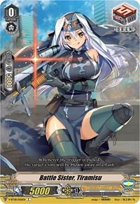 Battle Sister, Tiramisu, Cardfight Vanguard, Silverdust Blaze