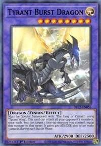 Tyrant Burst Dragon, YuGiOh, Dragons of Legend: The Complete Series