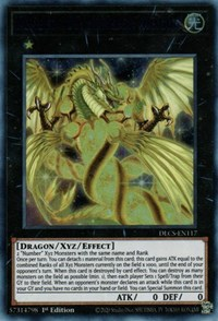 Number 100: Numeron Dragon, YuGiOh, Dragons of Legend: The Complete Series