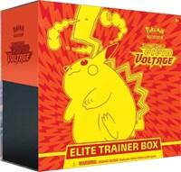 Vivid Voltage Elite Trainer Box, Pokemon, SWSH04: Vivid Voltage