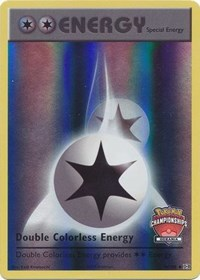 Double Colorless Energy - 90/108 (Oceana Championship Promo), Pokemon, League & Championship Cards