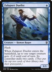 Zulaport Duelist, Magic: The Gathering, Zendikar Rising
