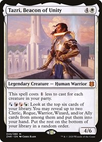 Tazri, Beacon of Unity, Magic, Zendikar Rising