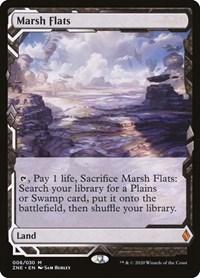 Marsh Flats, Magic, Zendikar Rising Expeditions