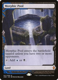 Morphic Pool, Magic: The Gathering, Zendikar Rising Expeditions