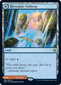 Riverglide Pathway, Magic: The Gathering, Zendikar Rising