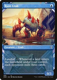 Ruin Crab (Showcase)