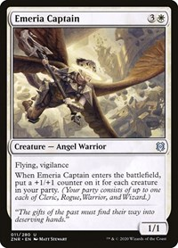 Emeria Captain (Foil)
