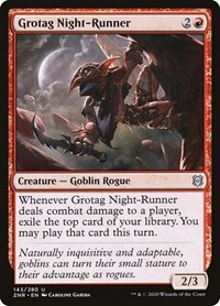 Grotag Night-Runner (Foil)