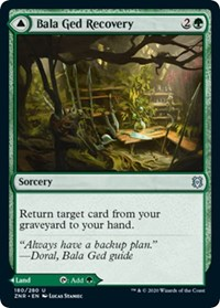 Bala Ged Recovery, Magic: The Gathering, Zendikar Rising