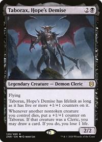 Taborax, Hope's Demise, Magic: The Gathering, Zendikar Rising