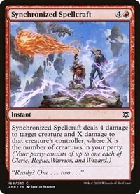 Synchronized Spellcraft, Magic: The Gathering, Zendikar Rising