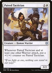 Paired Tactician (Foil)