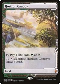 Horizon Canopy, Magic, Zendikar Rising Expeditions