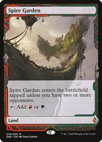 Spire Garden, Magic, Zendikar Rising Expeditions