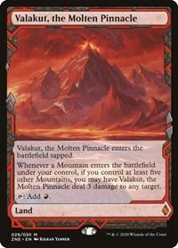Valakut, the Molten Pinnacle, Magic: The Gathering, Zendikar Rising Expeditions
