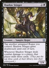 Shadow Stinger (Foil)