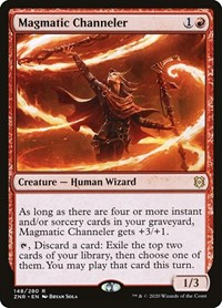 Magmatic Channeler
