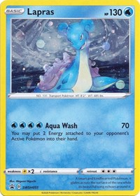Lapras - SWSH051, Pokemon, SWSH: Sword & Shield Promo Cards