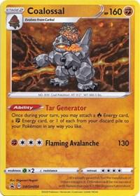 Coalossal - SWSH054, Pokemon, SWSH: Sword & Shield Promo Cards