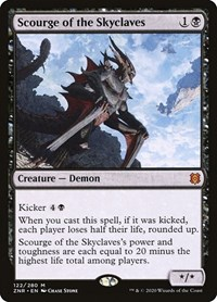 Scourge of the Skyclaves, Magic: The Gathering, Zendikar Rising