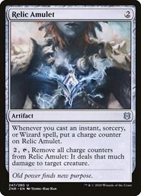 Relic Amulet, Magic, Zendikar Rising