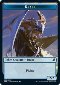 Drake Token, Magic: The Gathering, Zendikar Rising