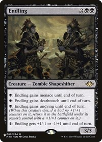 Endling, Magic: The Gathering, The List
