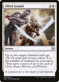 Allied Assault (Foil)