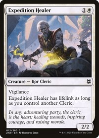 Expedition Healer, Magic, Zendikar Rising