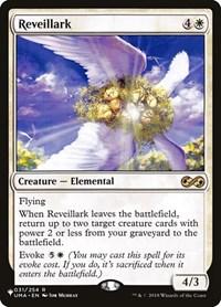 Reveillark, Magic: The Gathering, The List