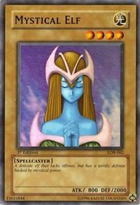 Mystical Elf (SP)