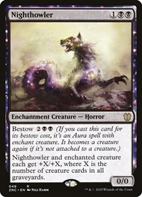 Nighthowler, Magic: The Gathering, Commander: Zendikar Rising