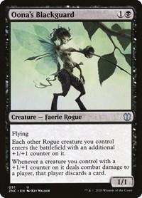 Oona's Blackguard, Magic: The Gathering, Commander: Zendikar Rising