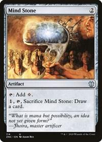 Mind Stone, Magic: The Gathering, Commander: Zendikar Rising