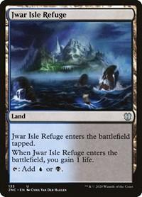 Jwar Isle Refuge, Magic: The Gathering, Commander: Zendikar Rising