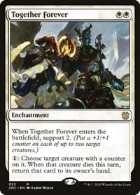 Together Forever, Magic: The Gathering, Commander: Zendikar Rising