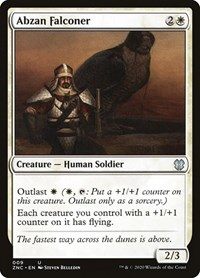 Abzan Falconer, Magic: The Gathering, Commander: Zendikar Rising