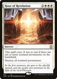 Hour of Revelation, Magic: The Gathering, Commander: Zendikar Rising