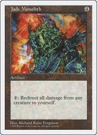 Jade Monolith, Magic: The Gathering, Fifth Edition