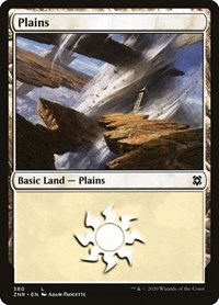 Plains, Magic, Zendikar Rising