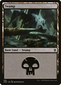 Swamp, Magic, Zendikar Rising