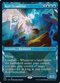 Roil Elemental, Magic, Secret Lair Drop Series