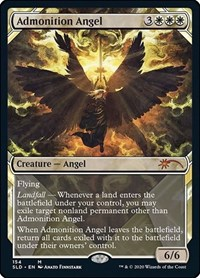 Admonition Angel (Foil)