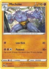 Machoke, Pokemon, Champion's Path