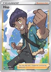Hop (Full Art), Pokemon, Champion's Path