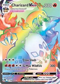 Charizard VMAX (Secret), Pokemon, Champion's Path