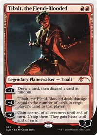 Tibalt, the Fiend-Blooded (WB), Magic: The Gathering, Secret Lair Drop Series